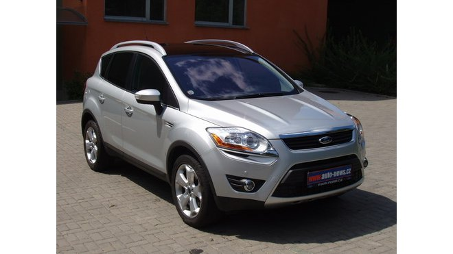 test ford kuga 2 0 tdci. Black Bedroom Furniture Sets. Home Design Ideas