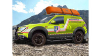 Forester Mountain Rescue Vehicle