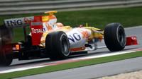 Piquet jr. - Alonso