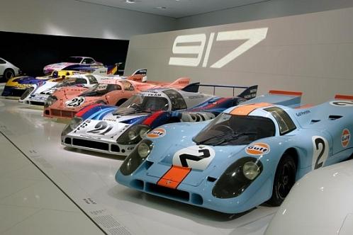 Úspěchy Porsche by se mohly rozšířit i na F1