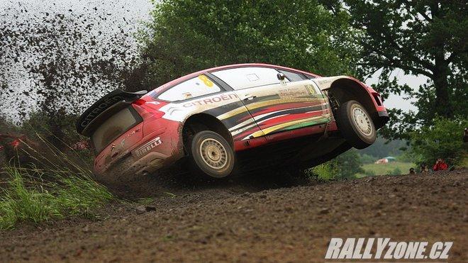 Dočkáme se soutěže WRC v Číně ať už na šotolině nebo na asfaltu? Vůle by byla...