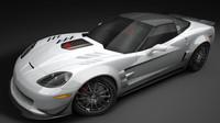 Corvette ZR1 Hennessey