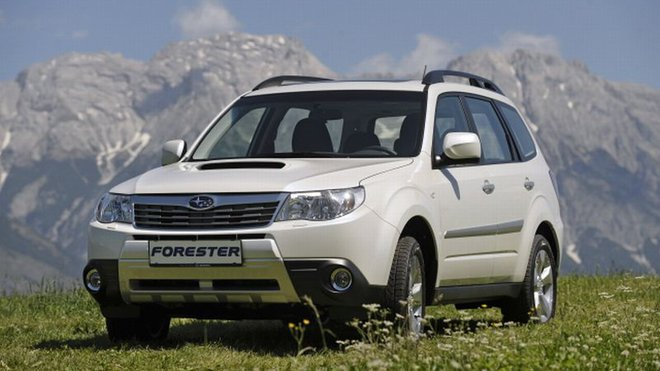 Forester Country