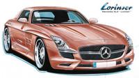 SLS AMG Lorinser