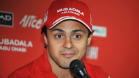 Nadmíru spokojený Massa hodnotí první den testů