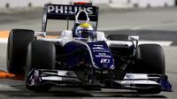 Klasika: Pomalý Nakajima a Rosberg v Top10