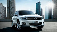Volkswagen Tiguan - facelift ho sbližuje s Golfem - anotační foto