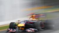 Melbourne: V kvalifikaci propadl Hamilton, oslnil Red Bull