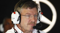 Brown přiznává, že uvažuje o návratu do F1. O jakou roli by se mělo jednat? - anotační foto