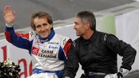 Prost nepřímo tvrdí, že fanoušky formule 1 a Formule E lze věkově diferencovat