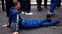 Takhle dojel Nigel Mansell Grand Prix Monaka 1992
