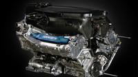 V8 motor Cosworthu