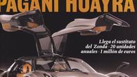C9 Huayra