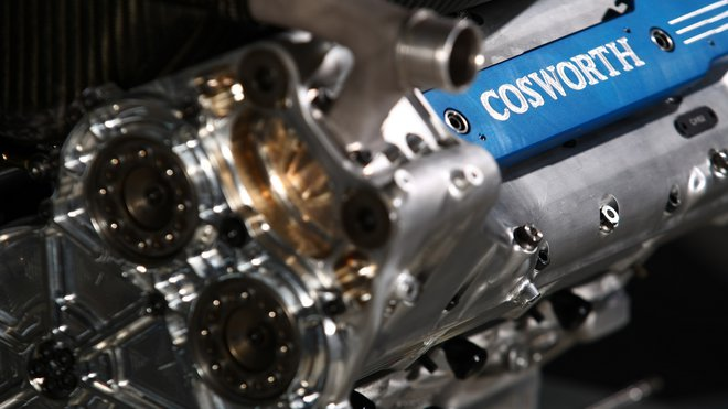 F1 motor Cosworth