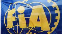 Logo Mezinárodní automobilové federace