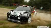 Kimi už zkušenosti s WRC má