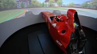 Simulátor Ferrari chystá velké vylepšení