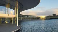 Technologické centrum McLarenu v britském Wokingu