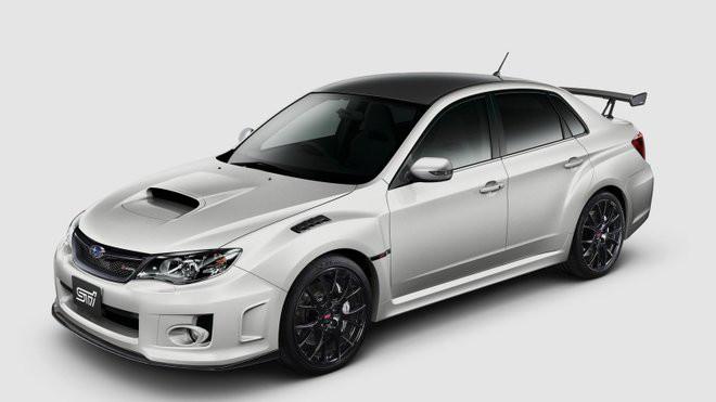 Subaru Impreza S206 NBR - to nejlepší na konec - anotačné foto