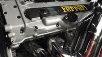 Ferrari poprvé nastartovalo nový motor, s nímž chce porazit Mercedes + VIDEO - anotační foto