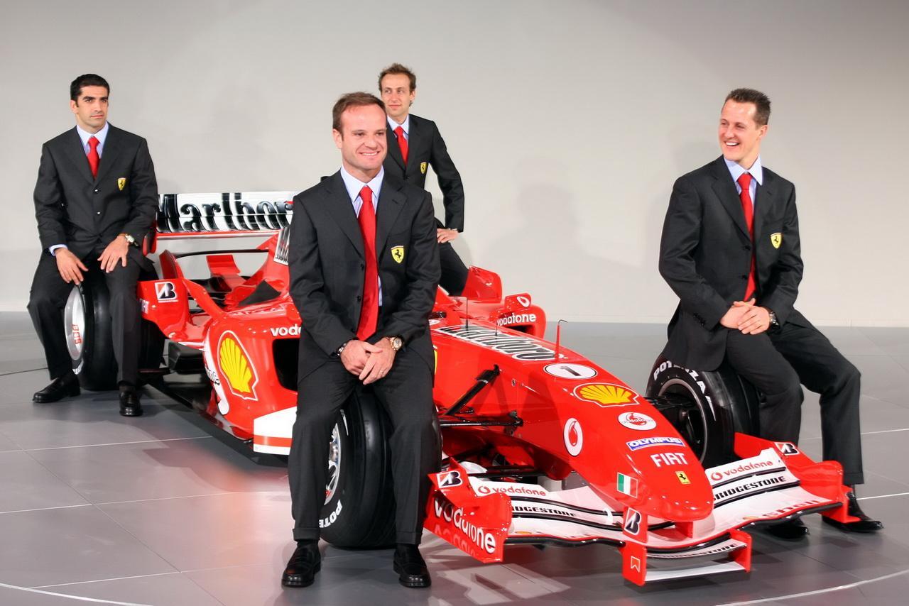 Schumacherova éra už je jen vzdálenou vzpomínkou