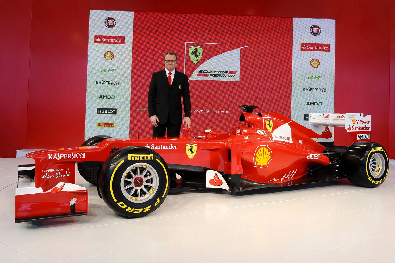 domenicali - f2012