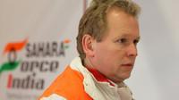 Nová Force India je vyladěnější, tvrdí technický ředitel - anotační obrázek