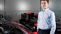 Nyck de Vries je s McLarenem již 8 let
