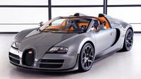 Bugatti Veyron Vittesse překoná 400 km/h