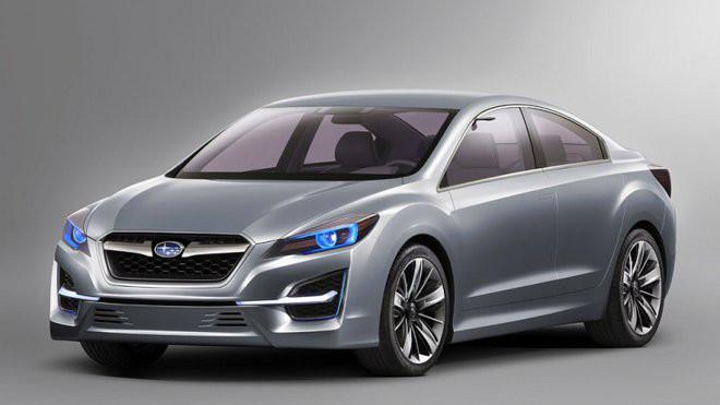 Dostane Subaru Impreza elektrické turbo? - anotačné foto