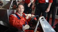 Jacques Villeneuve si před lety vyzkoušel monopost svého otce