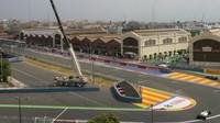 Analýza sektorů: Vettel to na rozdíl od Hamiltona trefil ideálně - anotační foto