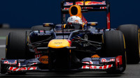 Ve Valencii odstartuje z prvního místa Vettel, Hamilton druhý - anotační foto