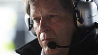 Norbert Haug, bývalý šéf Mercedesu pro motorsport