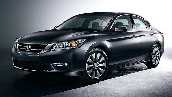 Honda Accord - americká verze