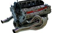 Ecclestone opět varuje týmy kvůli motorům, k uspokojující dohodě nedošlo - anotační foto