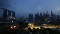 Singapurská světelná show zůstane v kalendáři další čtyři roky
