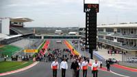 USA mají své zastoupení v F1 v texaském Austinu