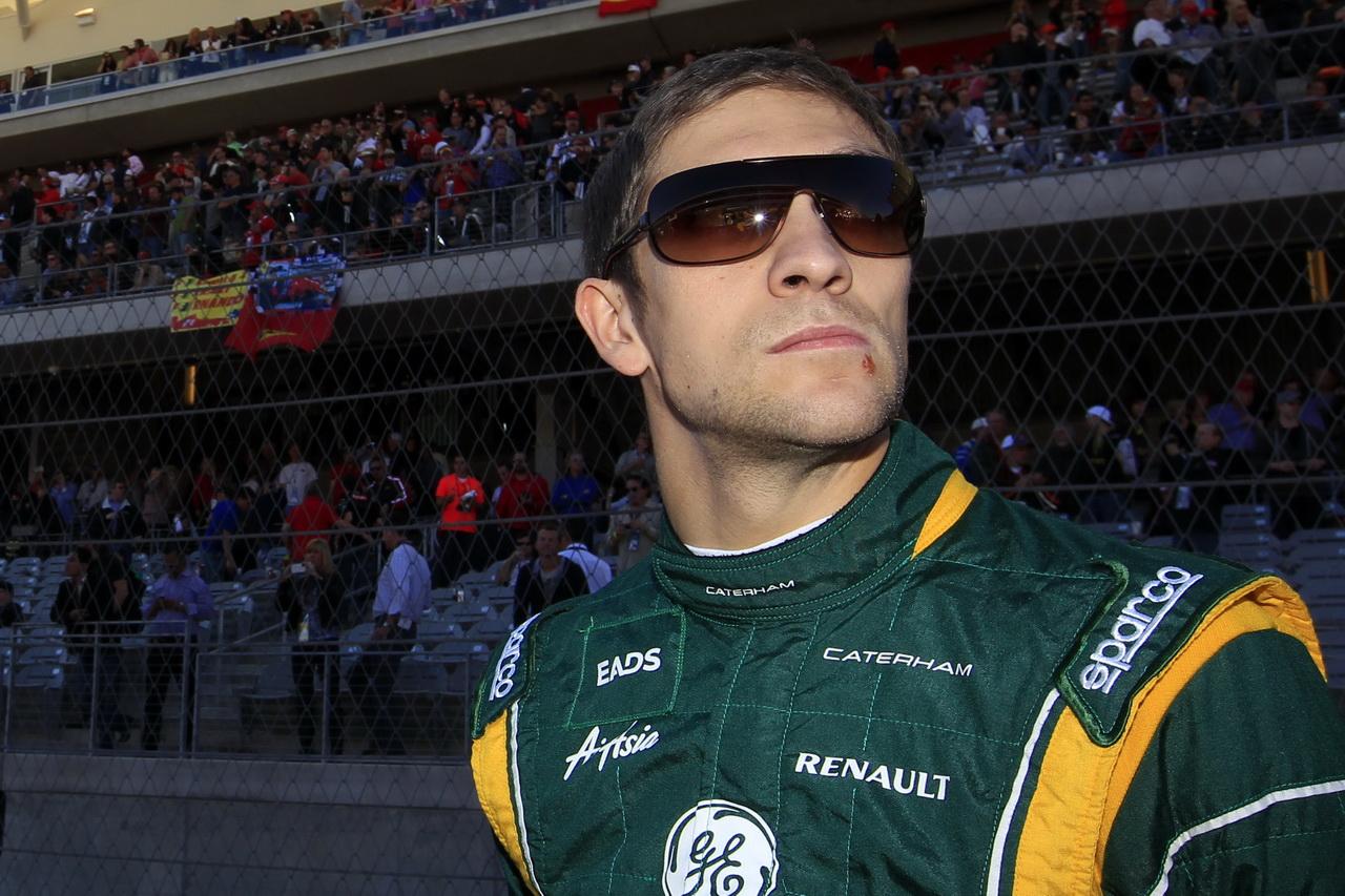 Petrov: Renault by mohl mít na titul už v roce 2017 - anotační foto