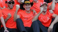 Withmarsh v dobách, kdy působil v týmu McLaren