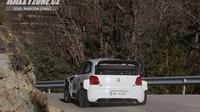 Volkswagen zahájil testy s Polem R WRC 2017 a závodními jezdci - anotační foto