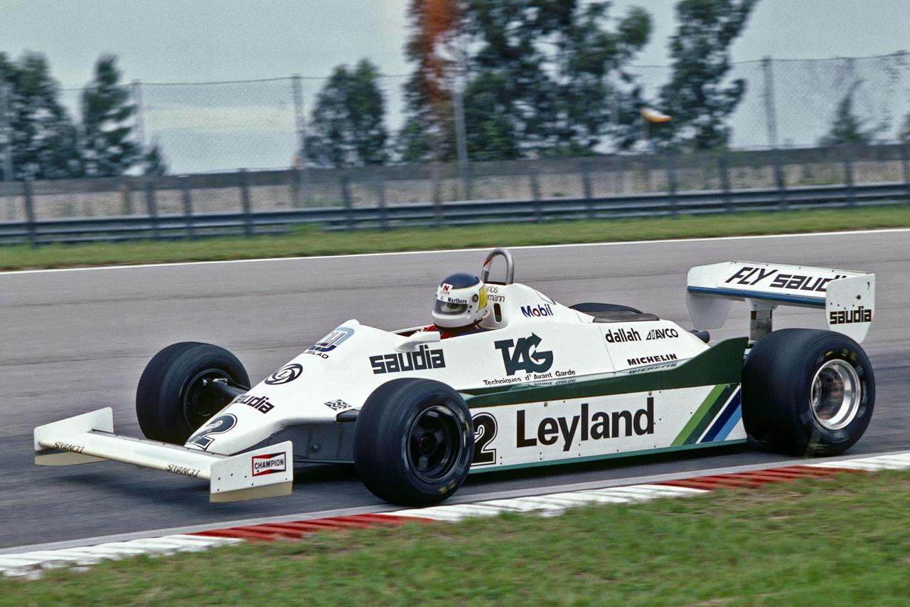 Carlos Reutemann svou vzpourou dokázal vyostřit napětí ve Williamsově stáji