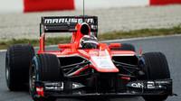 Marussia MR02