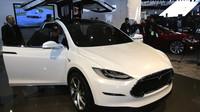 Tesla Model X - první SUV této americké automobilky