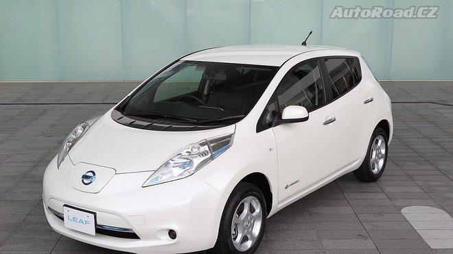 Nissan Leaf současné generace