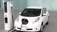 První generace Nissanu Leaf