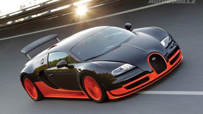 c256b6414bd Bugatti údajně plánuje ještě lepší Veyron