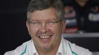 Brawn se s novými majiteli vrací do vůdčí role v F1 - anotačno foto