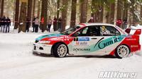 rally vrchovina