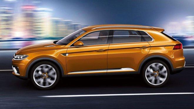 Ilustrační foto: Volkswagen CrossBlue Coupe